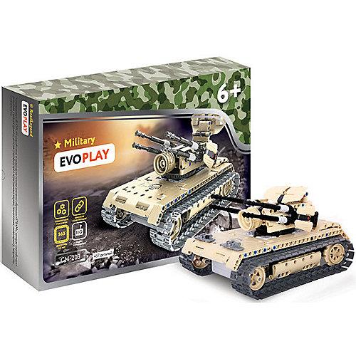 """Конструктор на радиоуправлении Evoplay """"Anti Aircraft Tank"""", 457 деталей от EvoPlay"""