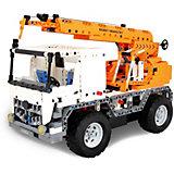 """Конструктор на радиоуправлении Evoplay """"Mobile Crane"""", 838 деталей"""