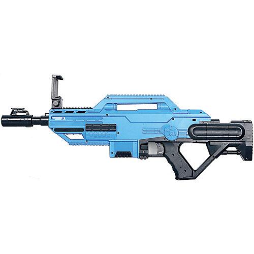 """Бластер с дополненной реальностью Evoplay """"AR Gun"""", голубой от EvoPlay"""