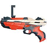 """Бластер с дополненной реальностью Evoplay """"AR Gun"""", красный"""