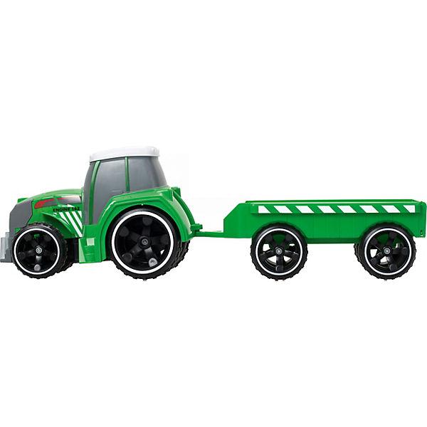 Трактор Silverlit Tooko на ИК управлении, с прицепом