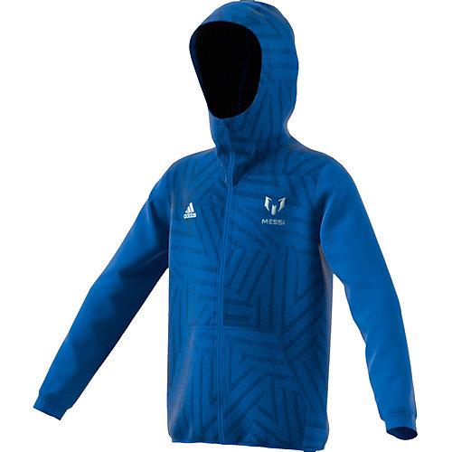ADIDAS,ADIDAS PERFORMANCE Sweatshirt mit Kapuze Messi Gr. 110 Jungen Kleinkinder | 04060514314235