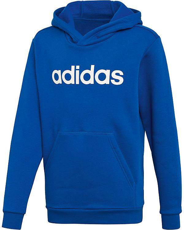 ziemlich cool Luxusmode spottbillig Sweatshirt mit Kapuze für Jungen, adidas Performance