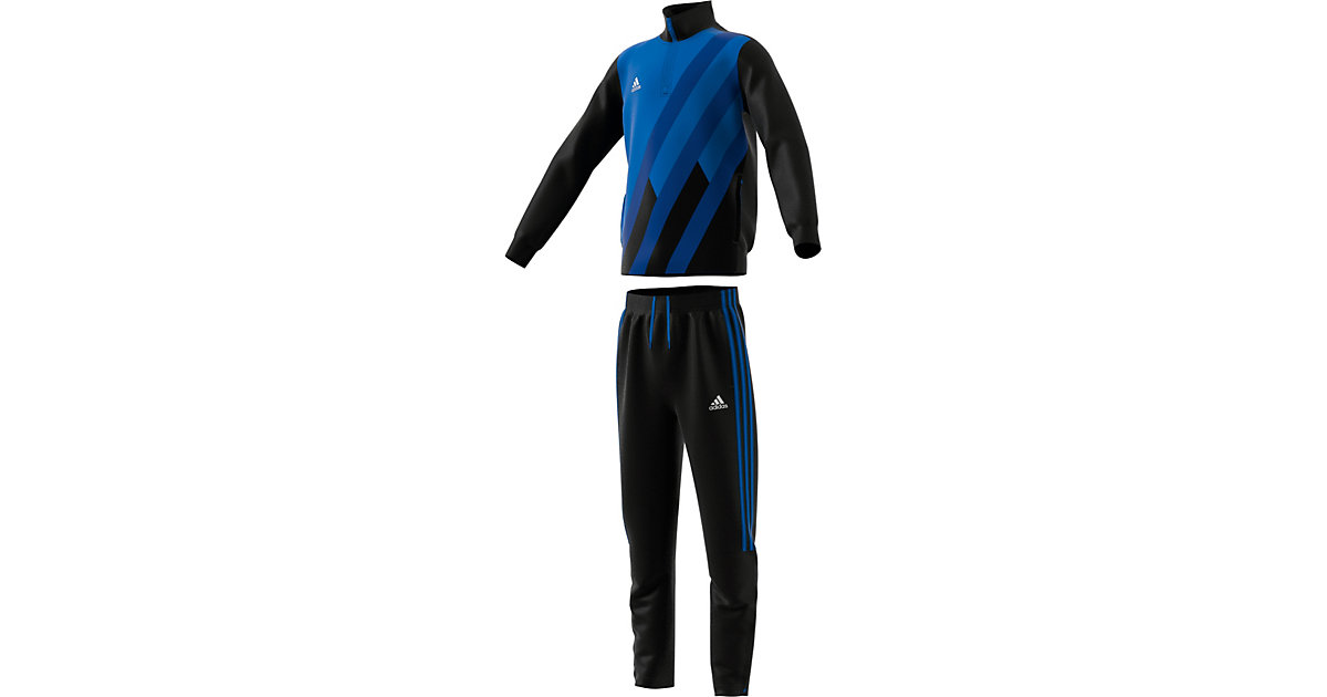 ADIDAS PERFORMANCE · Trainingsanzug Gr. 116 Jungen Kinder