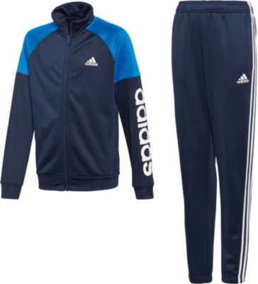 adidas performance Trainingsanzug für Jungen blau