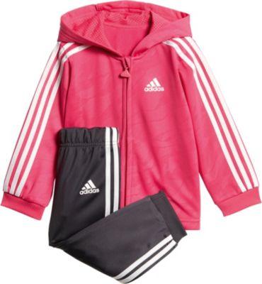 Baby Trainingsanzug für Mädchen, adidas Performance
