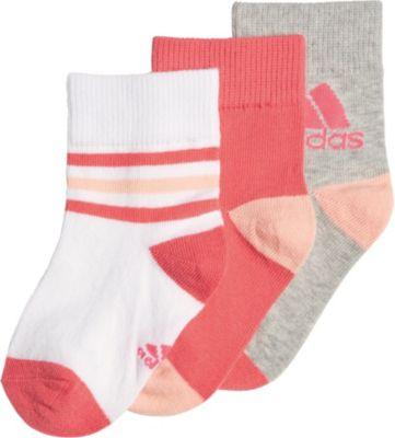 3er Pack Socken, adidas Performance
