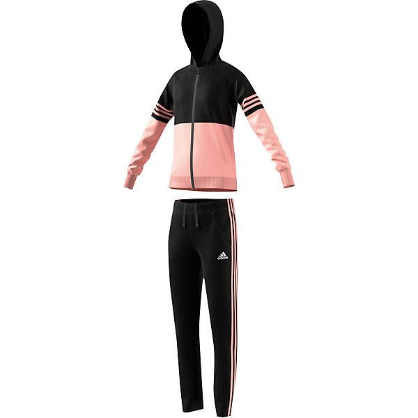 absolut stilvoll Ausverkauf begrenzte garantie Trainingsanzug für Mädchen, adidas Performance | myToys