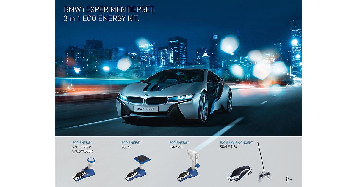 Edu-Toys · BMW 3in1 Experimentierset