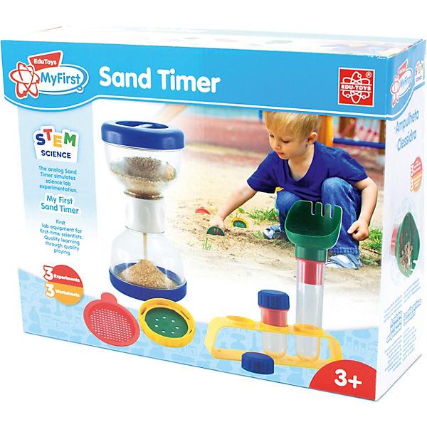Meine ersten Experimente - Sanduhr, Edu-Toys