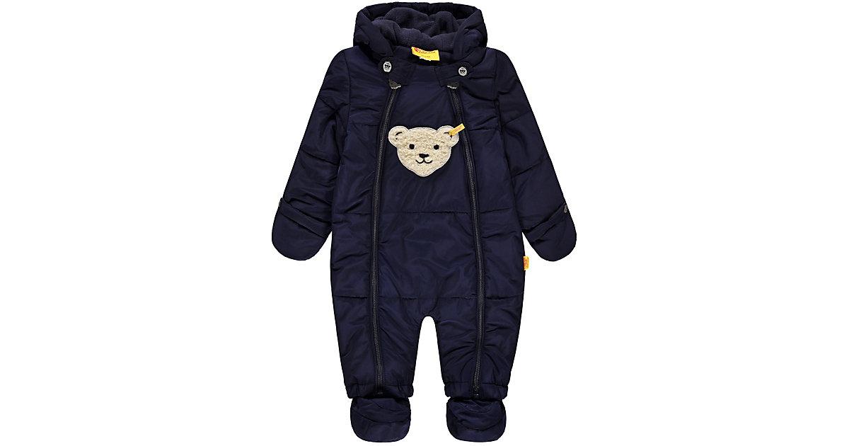Steiff · Schneeoverall - Schneeanzüge - Gr. 80 Jungen Baby