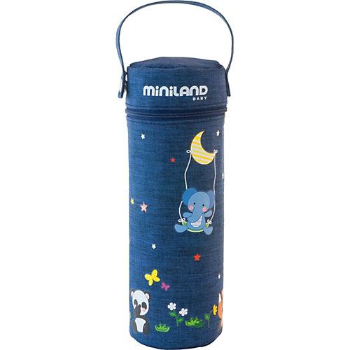 Термосумка для бутылочек Miniland Denim 500 мл от Miniland