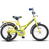 Детский велосипед Stels Talisman 16 дюймов (Z010) 11 дюймов, желтый