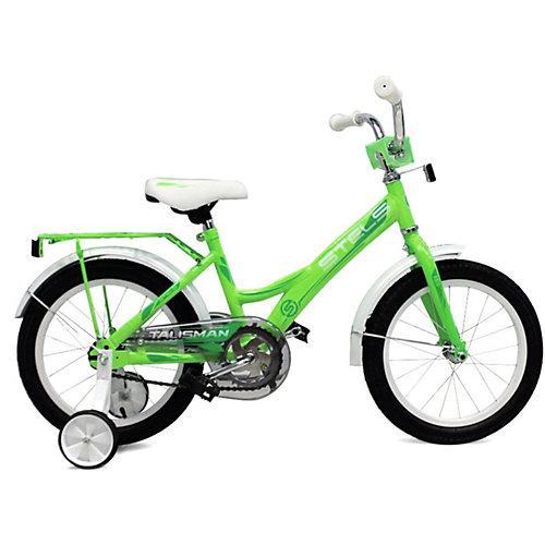 """Детский велосипед Stels Talisman 18"""" - зеленый от Stels"""