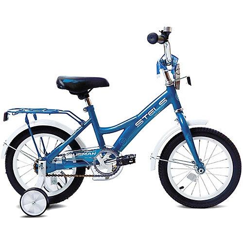 """Детский велосипед Stels Talisman 18"""" - синий от Stels"""