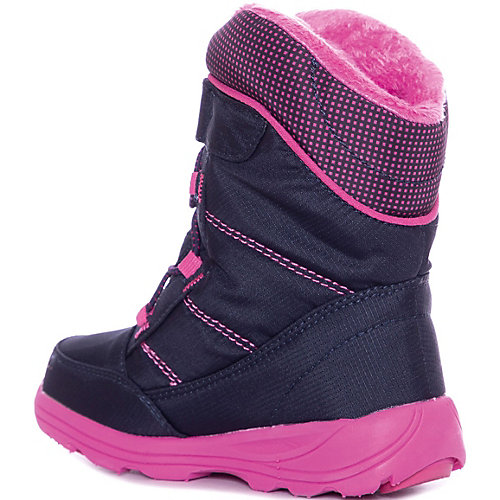 Утепленные сапоги Kamik Stance - pink/blau от Kamik