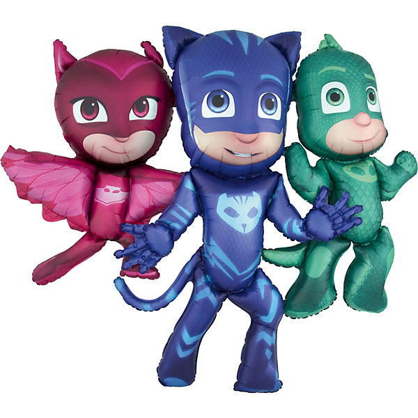 Folienballon AirWalker PJ Masks