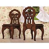 """Набор мебели Одним прекрасным утром """"Два стула"""", коричневый"""