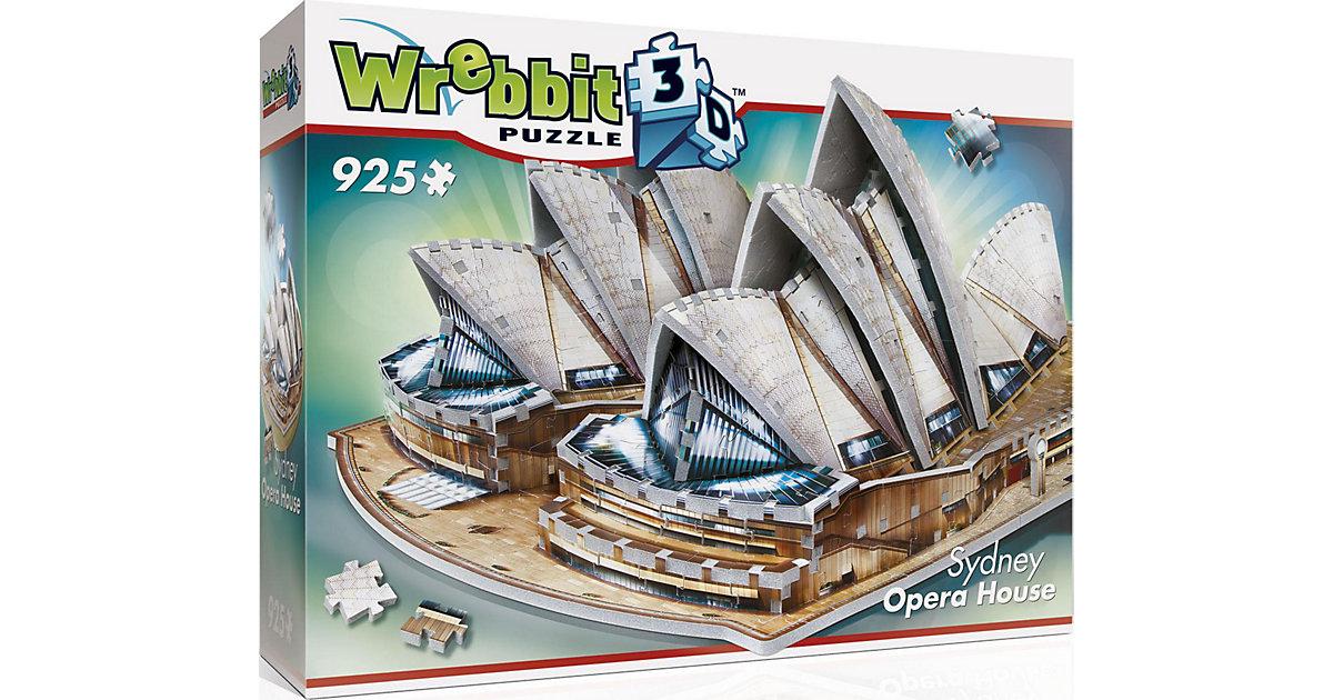 WREBBIT · Wrebbit 3D Puzzle 925 Teile Sydney Opera House