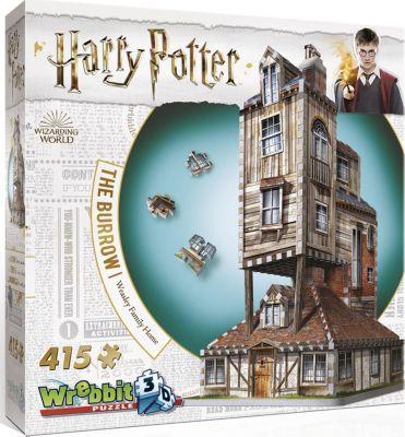Harry Potter Hogwarts Große Halle 3D-Puzzle 850 Teile Spiel Harry Potter Deutsch Puzzles & Geduldspiele