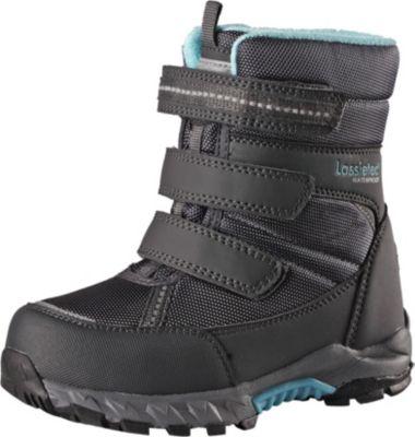 Ботинки Boulder Lassietec® Lassie для мальчика - серый