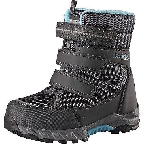 Утепленные ботинки LASSIE Boulder Lassietec - серый от Lassie