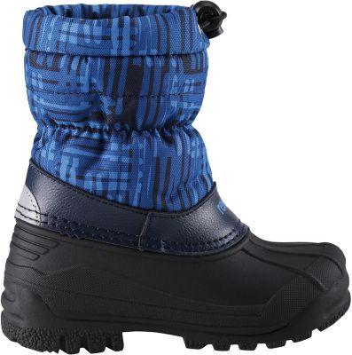 COLOR KIDS SEVILLO Klettschuhe Stiefel Boots für Jungen blau