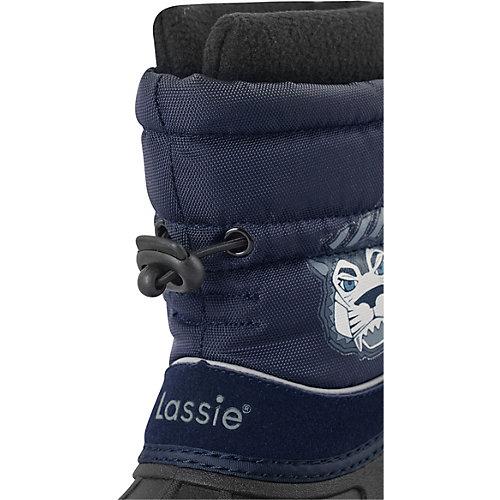 Сноубутсы LASSIE Coldwell - темно-синий от Lassie