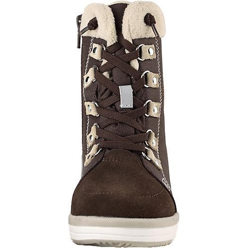 Утепленные ботинки Reima Freddo Reimatec - коричневый от Reima