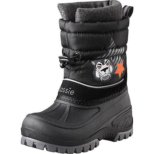 Утепленные ботинки LASSIE - черный от Lassie