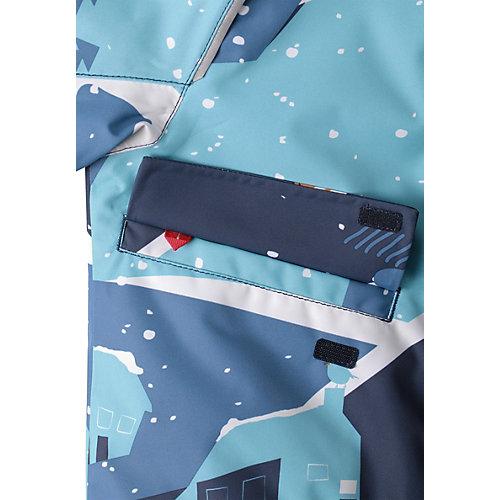 Комплект Reima Mjuk: куртка и полукомбинезон - синий деним от Reima