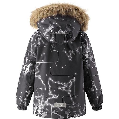 Утепленная куртка Reima Skaidi - черный от Reima