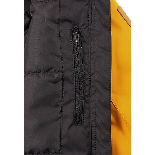 Утепленная куртка Reima Sisarus - золотой от Reima