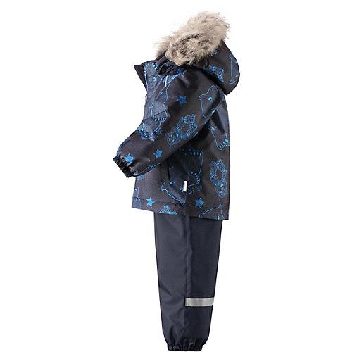 Комплект Lassie : куртка и полукомбинезон - темно-синий от Lassie