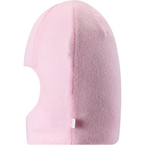 Шапка-шлем Reima Vanna - розовый от Reima