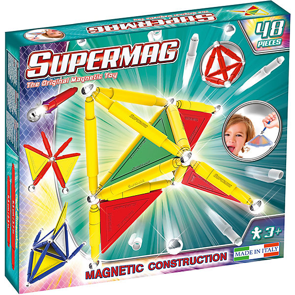 Supermag Tags Primary 48, Supermag