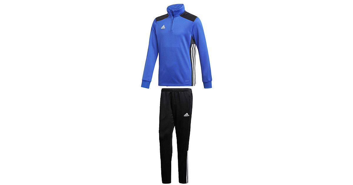 ADIDAS PERFORMANCE · Trainingsanzug Gr. 140 Jungen Kinder