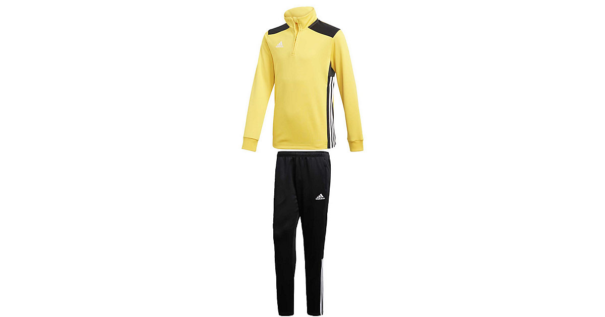 ADIDAS PERFORMANCE · Trainingsanzug Gr. 128 Jungen Kinder