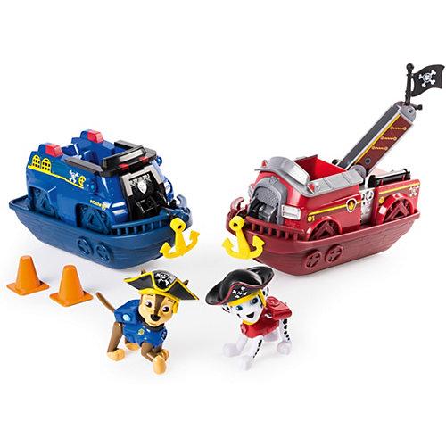 Игровой набор кораблей Маршала и Чейза, Щенячий патруль