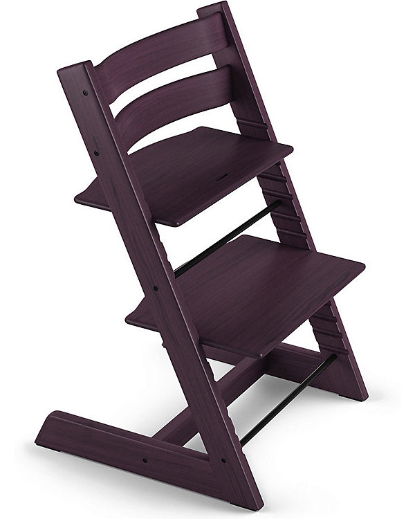 Tripp Trapp® Hochstuhl, Classic Collection, Plum Purple, Stokke