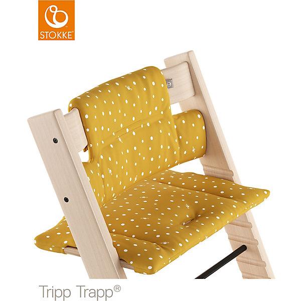 tripp trapp classic baby kissen ocker bee stokke mytoys. Black Bedroom Furniture Sets. Home Design Ideas