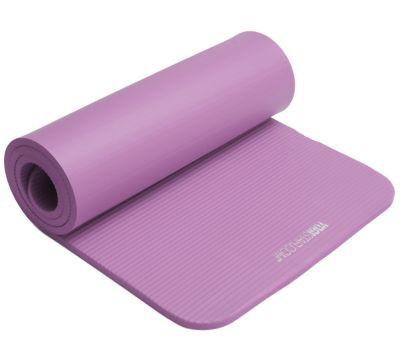 yoga set starter edition meditation basis yogamatten, yogistarfitness gym 10mm basis yogamatten
