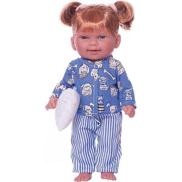 """Кукла-пупс Vestida de Azul """"Сплюшки"""" Кина, 30 см"""