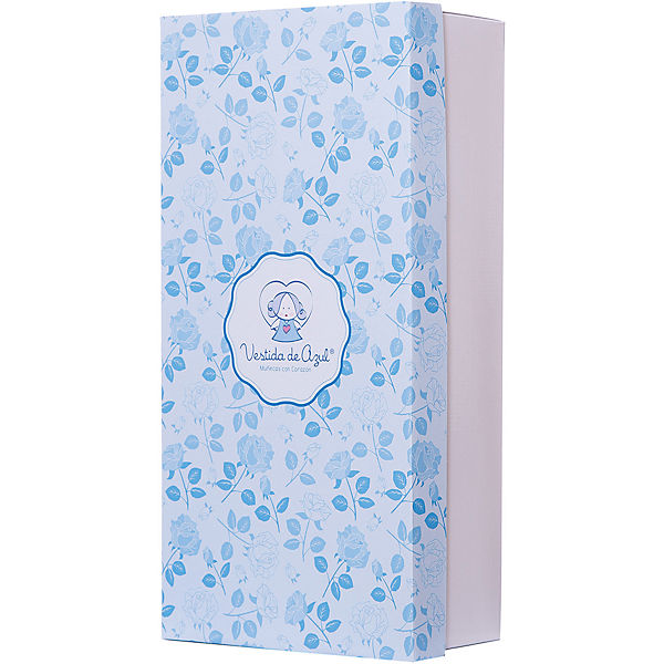 Кукла-пупс Vestida de Azul Тонино-инфант в голубом туалете, 45 см