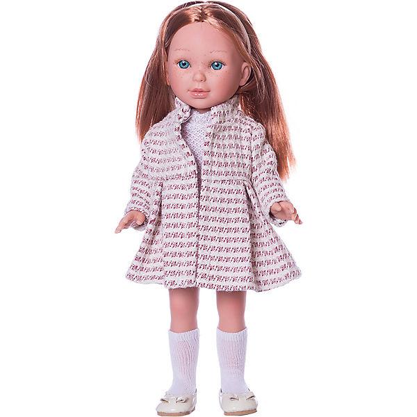 """Кукла Vestida de Azul """"Весна Классика"""" Паулина рыжеволосая, 33 см"""