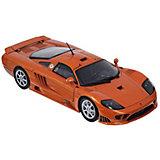 Коллекционная машинка  Autotime  Saleen S7, 1:18, оранжевая