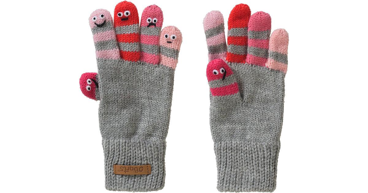 Barts · Fingerhandschuhe ALMANZO Gr. 4 Mädchen Kinder