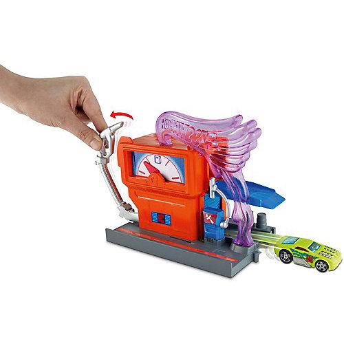 "Автотрек Hot Wheels ""Сити"" Центральная заправочная станция от Mattel"
