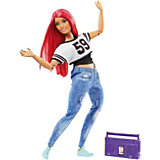 """Кукла Barbie """"Спортсменка"""" Уличные танцы, 29 см"""