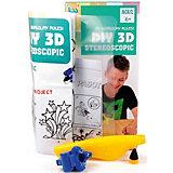 """3Д ручка DIY 3D Stereoscopic """"3D Magic Glue"""" Космический корабль 1 ручка"""